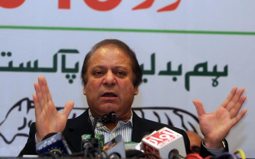 PAKISTAN-POLITICS-VOTE