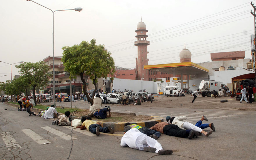 PAKISTAN-UNREST-ATTACKS