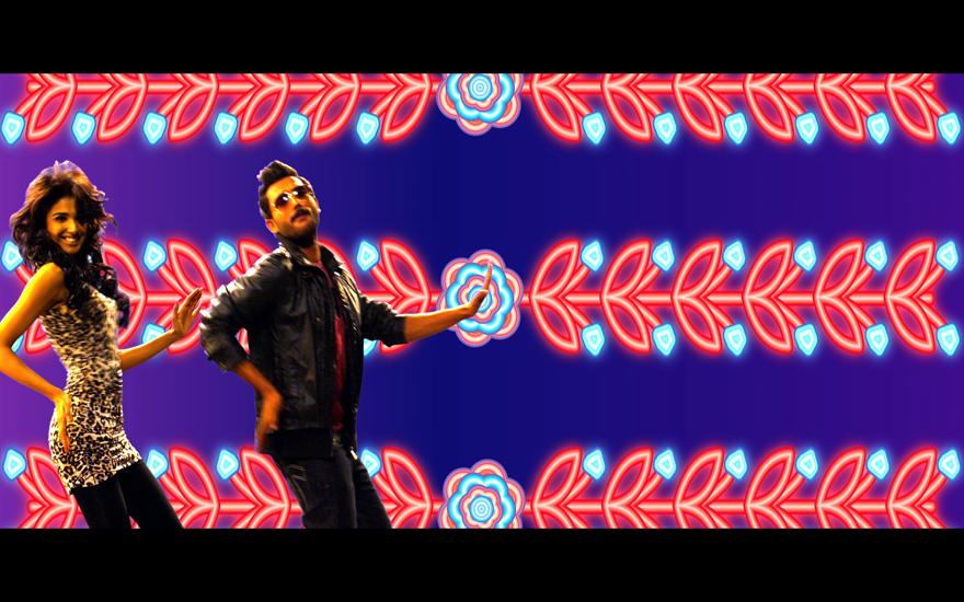 Ruby Khaldi Dancing