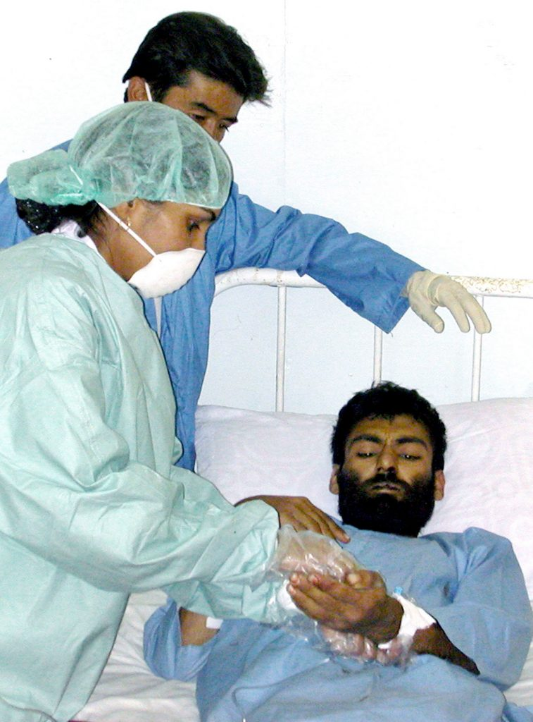 PAKISTAN-HEALTH-CONGO