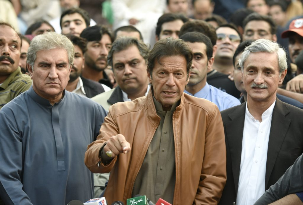 PAKISTAN-UNREST-POLITICS-KHAN