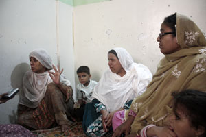 Hammad's family relates how the young boy died.