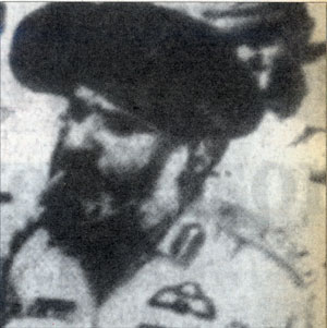 Brig Mustansir Billah was the other mastermind of 'Operation Khalifa.'