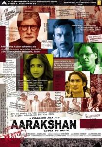 aarakshan_poster