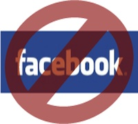 Mass censorship? As the LHC considers to place a ban on Facebook (again), people wonder where the censorship will stop.