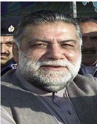 Mir Zafrullah Khan Jamali. Photograph: AFP