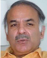 Shahbaz Sharif. Photograph: AFP