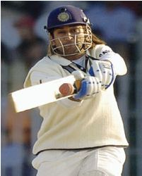 Virender Sehwag. Photograph: AFP