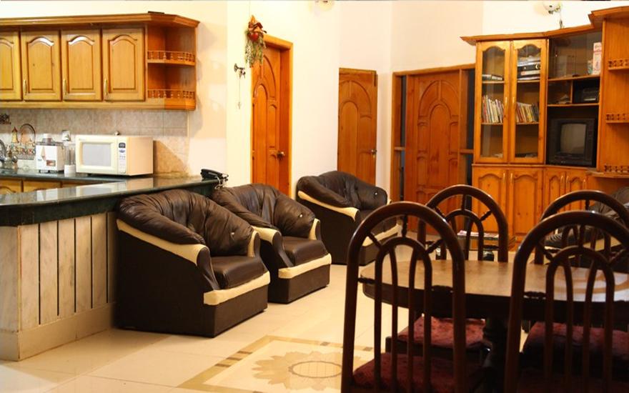 A home away from home: The Dar-ul-Zaeef welfare home in Gulistan-e-Jauhar