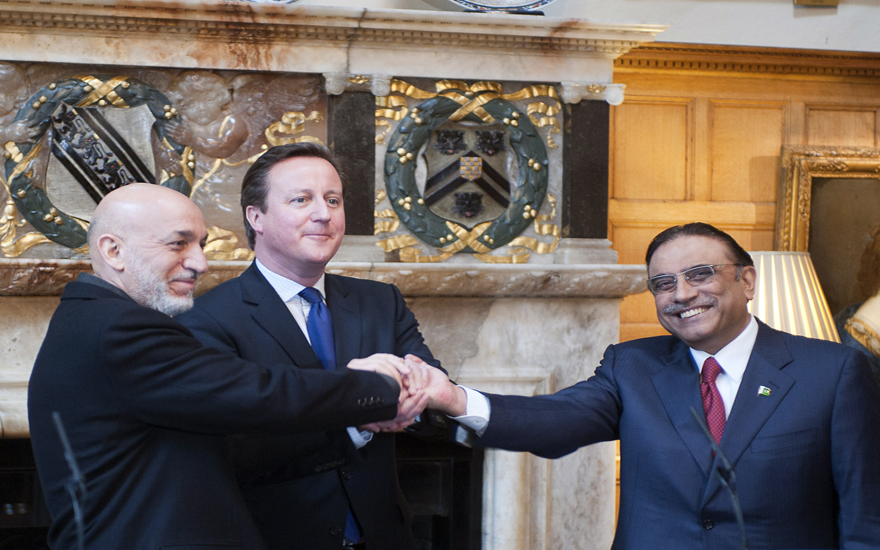 BRITAIN-PAKISTAN-AFGHANISTAN-POLITICS-DIPLOMACY