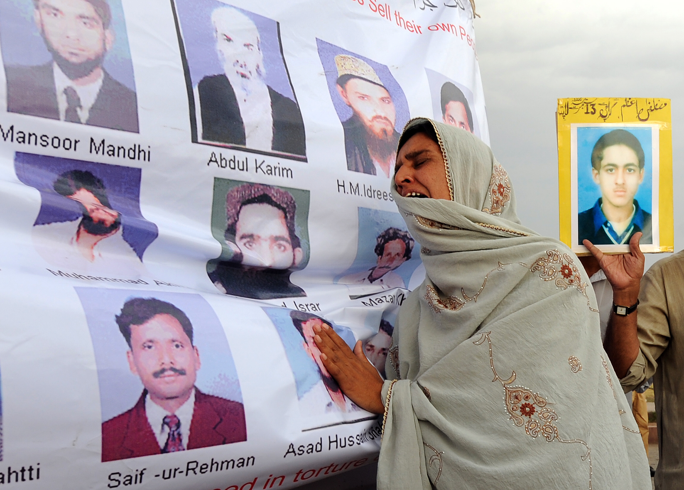 PAKISTAN-MISSING-PERSONS-DEMO