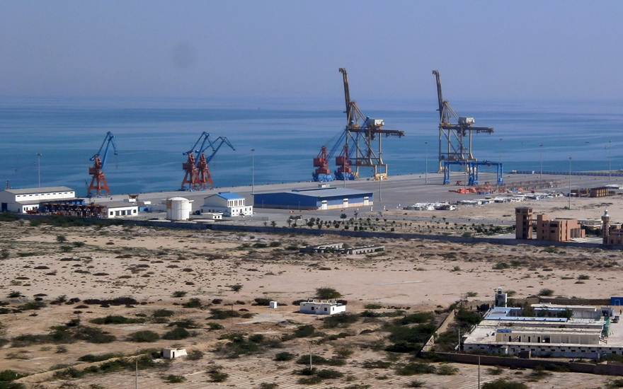 Gwadar Port: The bone of contention