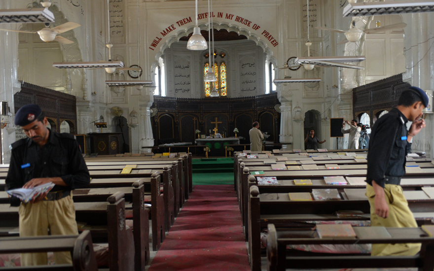 PAKISTAN-UNREST-ATTACKS-CHRISTIAN