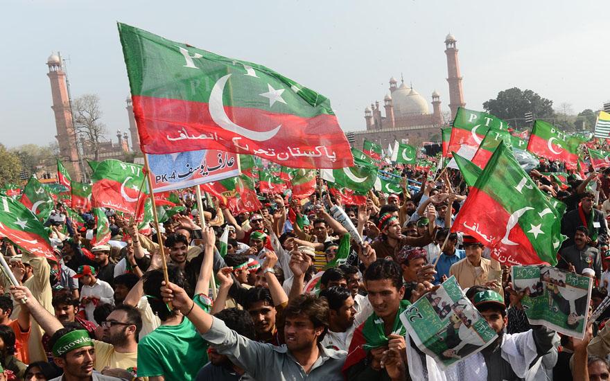 PAKISTAN-UNREST-POLITICS-VOTE