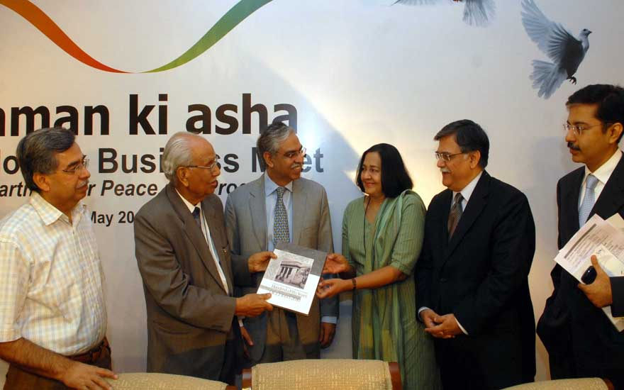 People-to-people: Civil society initiatives like Aman ki Asha are intended to better Indo-Pak relations.