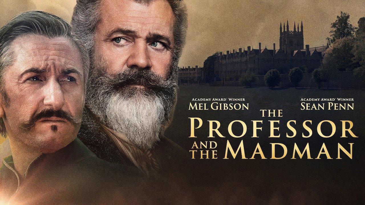ผลการค้นหารูปภาพสำหรับ the professor and the madman film